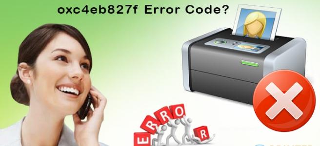 Error Code Ox83c0000a